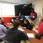 Image of LAGCOE Supports UL Lafayette Students Competing in the PetroBowl