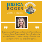 Image of WOMEN IN ENERGY: Jessica Roger