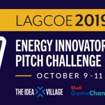 Image of APPLY NOW FOR LAGCOE 2019 ENERGY INNOVATORS PITCH CHALLENGE