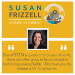 Image of WOMEN IN ENERGY: Susan Frizzell