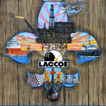 Image of 2015 LAGCOE poster art unveiled