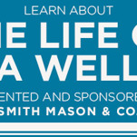 Image of Life of a Well Luncheon set for Oct. 27